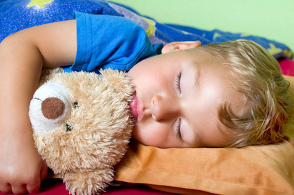 Natural help for your child's sleep